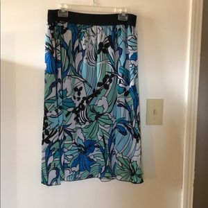 Lularoe XL Skirt